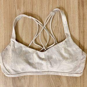 Lululemon Free to Be Zen Sports Bra - Size 8